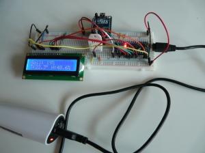Die serielle Schnittstelle (UART) in Skripten programmieren
